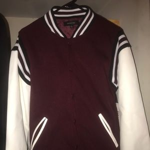 Letterman's/varsity jacket